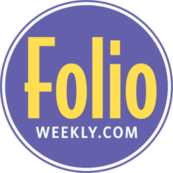Folio Weekly where we advertise our cleaning services